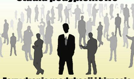 Nowość!!! studia podyplomowe- Zarządzanie w edukacji i biznesie